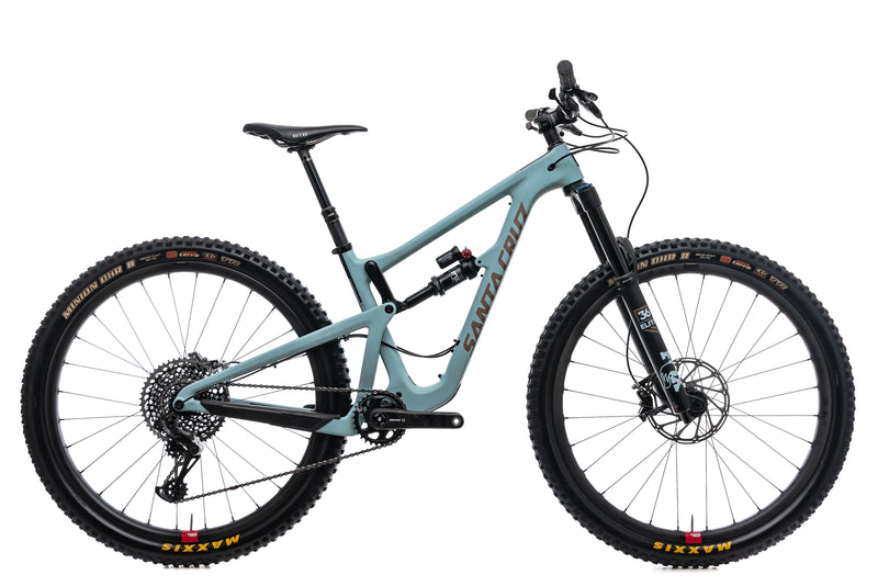 Santa Cruz Hightower LT CC Mountain Bike - 2019, Small drive side