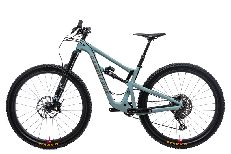 Santa Cruz Hightower LT CC Mountain Bike - 2019, Small non-drive side