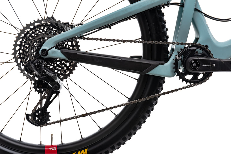 Santa Cruz Hightower LT CC Mountain Bike - 2019, Small drivetrain