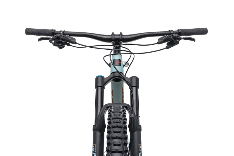 Santa Cruz Hightower LT CC Mountain Bike - 2019, Small crank