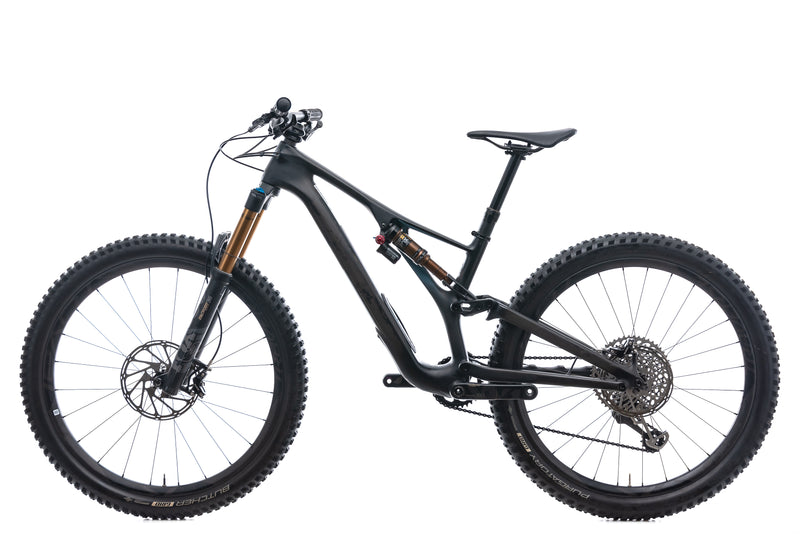 Specialized S-Works Stumpjumper 27.5 Small Bike - 2019 non-drive side