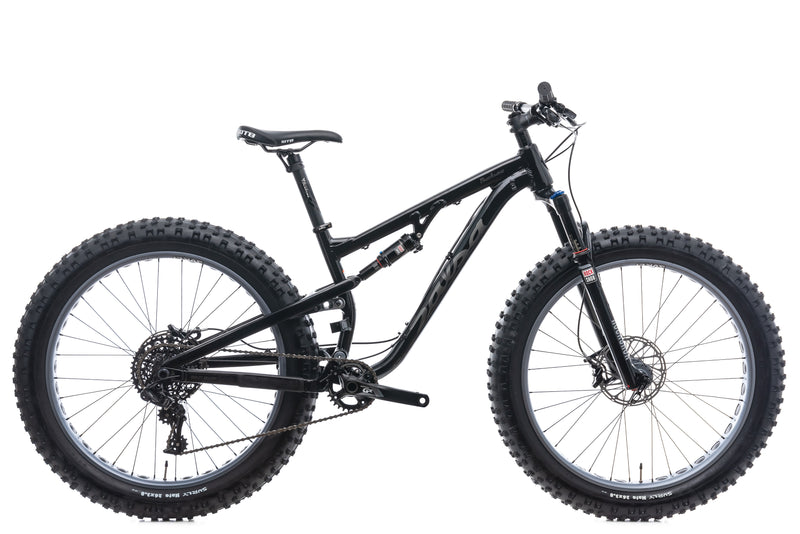 Salsa Bucksaw Small Bike - 2016 drive side