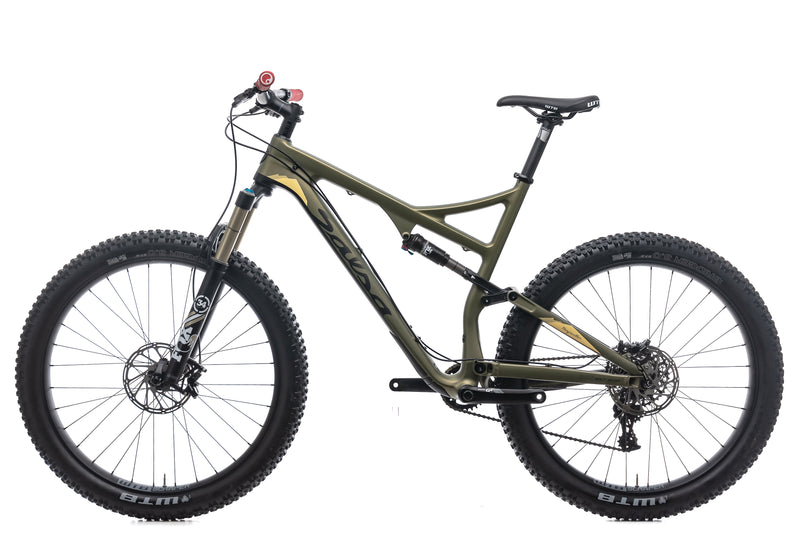 Salsa Pony Rustler Mountain Bike - 2017, X-Large non-drive side