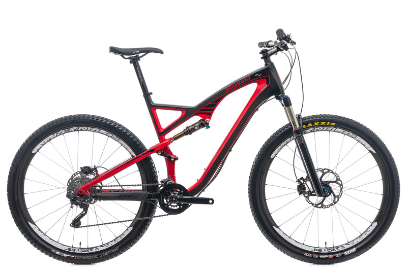 Specialized Camber FSR Pro X-Large Bike - 2013 drive side