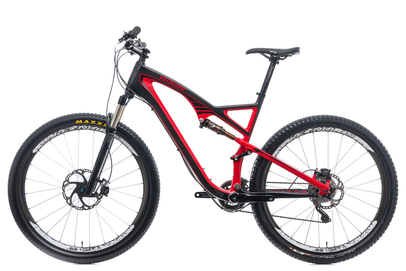 Specialized Camber FSR Pro X-Large Bike - 2013 non-drive side
