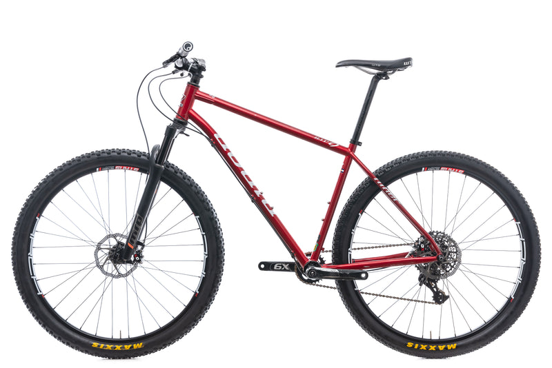 Niner SIR 9 Large Bike - 2015 non-drive side