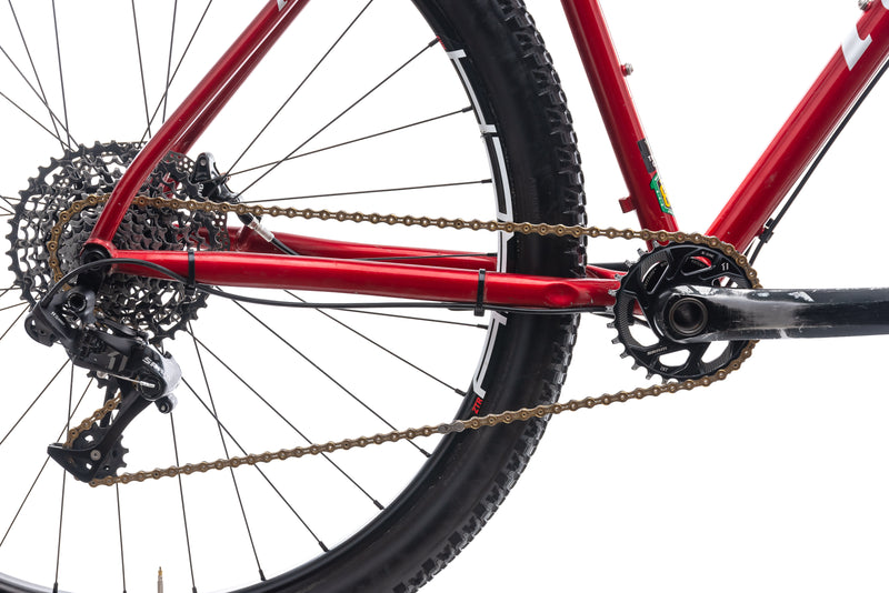 Niner SIR 9 Large Bike - 2015 drivetrain
