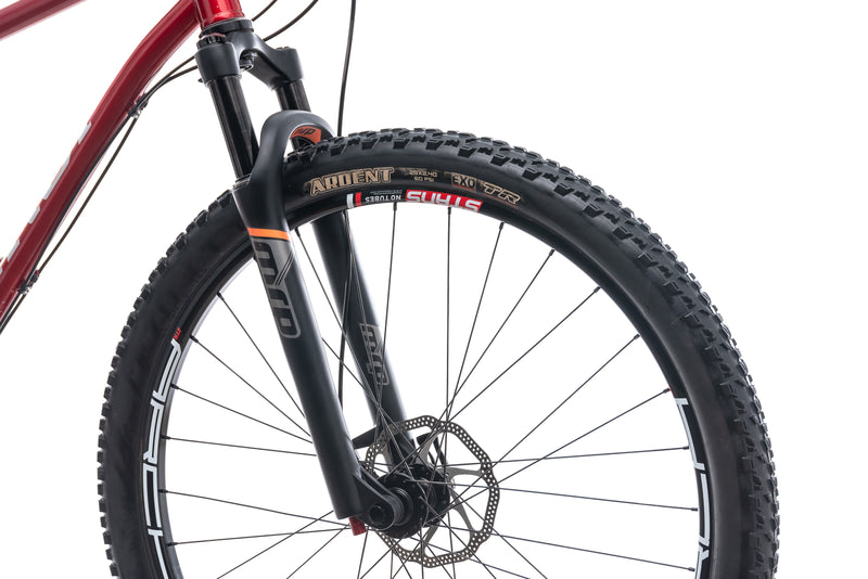 Niner SIR 9 Large Bike - 2015 front wheel