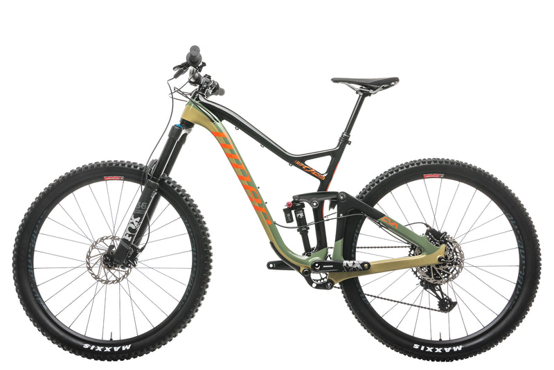 Niner RIP 9 RDO 2-Star Mountain Bike - 2019, Large non-drive side