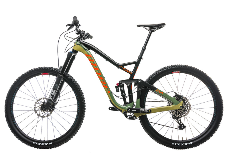 Niner RIP 9 RDO 2-Star Mountain Bike - 2018, Large non-drive side