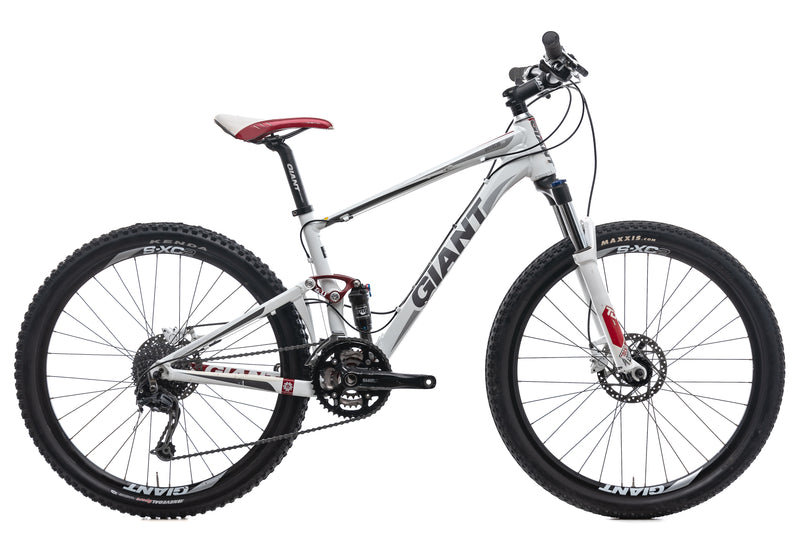 Giant Anthem 3 XW Small Womens Bike - 2011 drive side