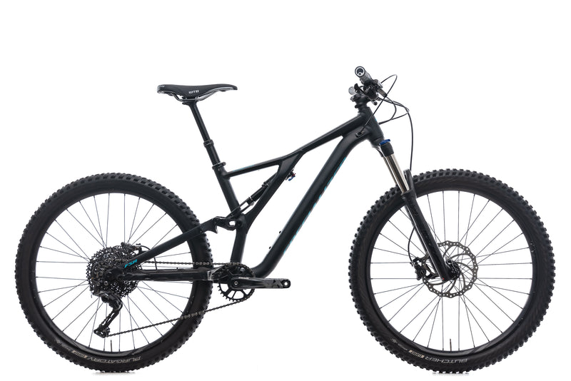 Specialized Stumpjumper ST Medium Mens Bike - 2019 drive side