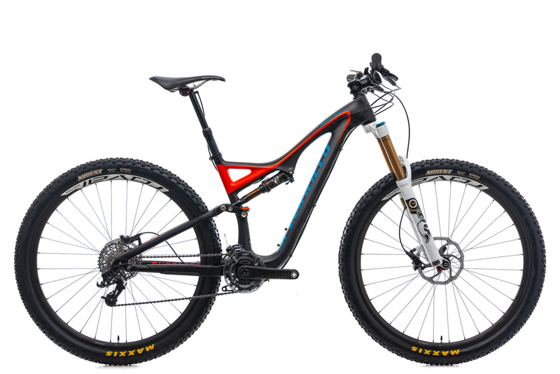 Specialized Stumpjumper FSR Expert EVO Small Bike - 2013 drive side