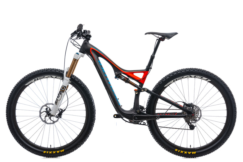 Specialized Stumpjumper FSR Expert EVO Small Bike - 2013 non-drive side