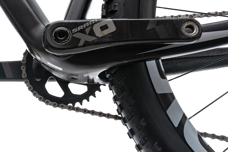 Pivot LES Medium Bike - 2016 crank