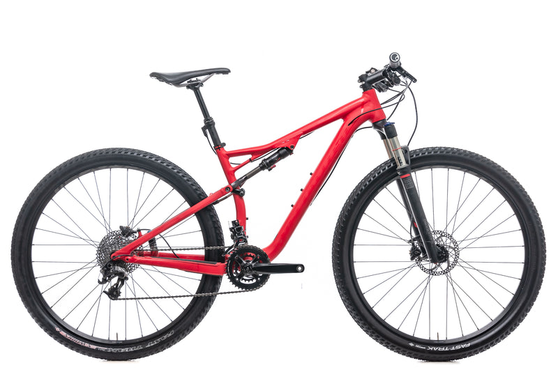 Specialized Epic Comp Medium Bike - 2014 drive side