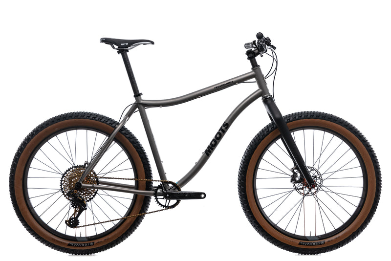 Moots Frosthammer X-Large Bike - 2018 drive side