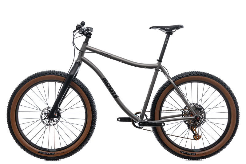 Moots Frosthammer X-Large Bike - 2018 non-drive side