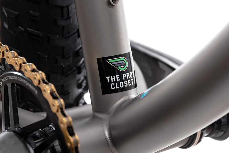 Moots Frosthammer X-Large Bike - 2018 sticker