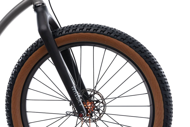 Moots Frosthammer X-Large Bike - 2018 front wheel