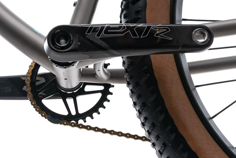 Moots Frosthammer X-Large Bike - 2018 crank