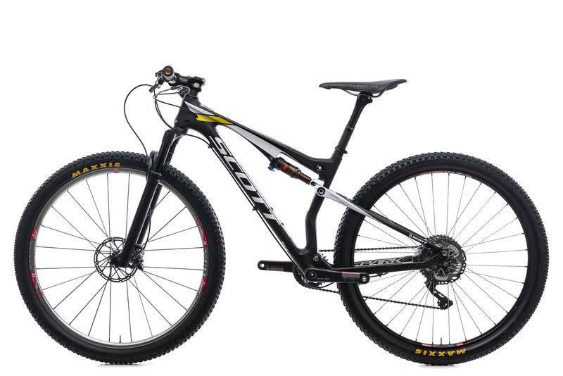 Scott Spark 900 RC Medium Bike - 2013 non-drive side