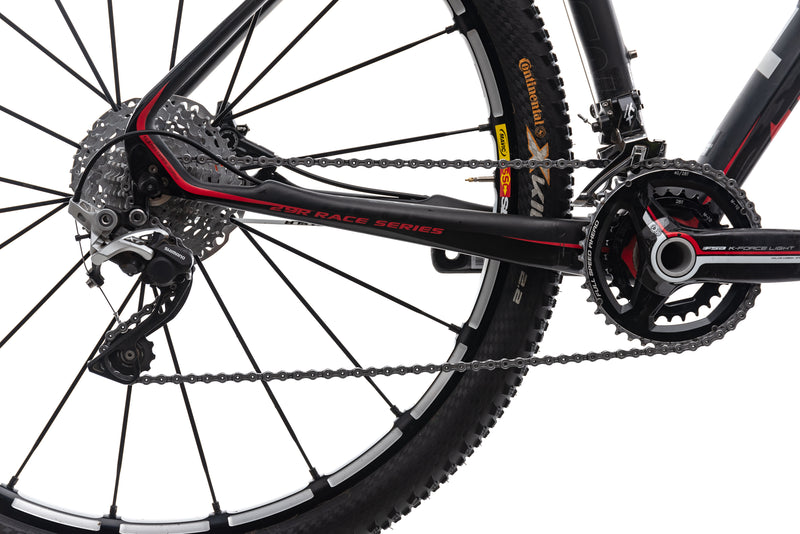 Focus Raven 29R Large Bike - 2011 drivetrain