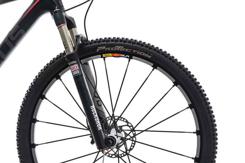 Focus Raven 29R Large Bike - 2011 front wheel