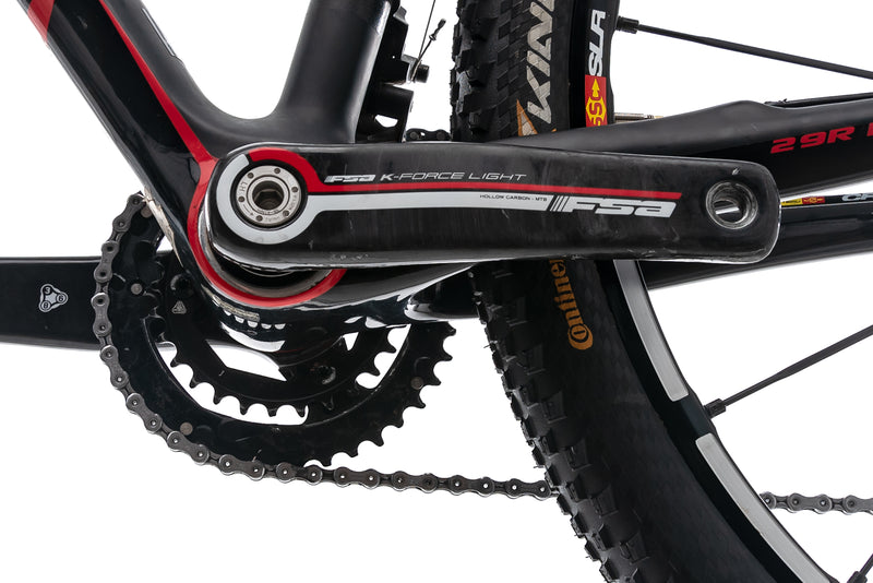 Focus Raven 29R Large Bike - 2011 crank