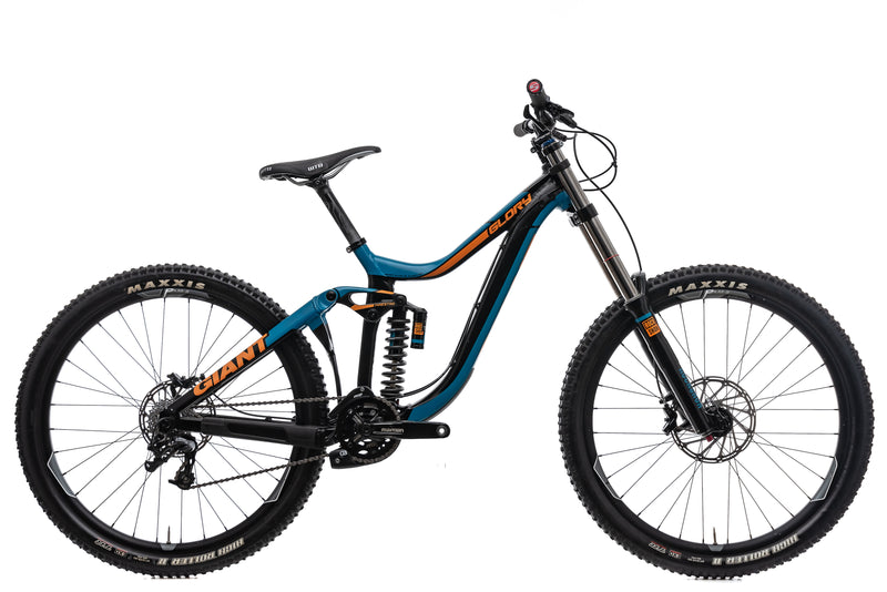 Giant Glory 2 Small Bike - 2015 drive side