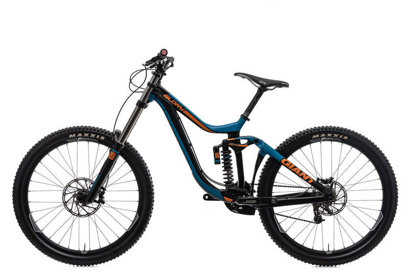 Giant Glory 2 Small Bike - 2015 non-drive side