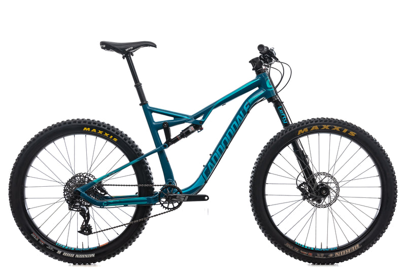 Cannondale Bad Habit 1 Large Bike - 2017 drive side