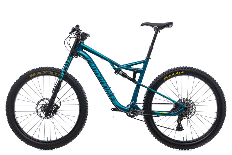 Cannondale Bad Habit 1 Large Bike - 2017 non-drive side