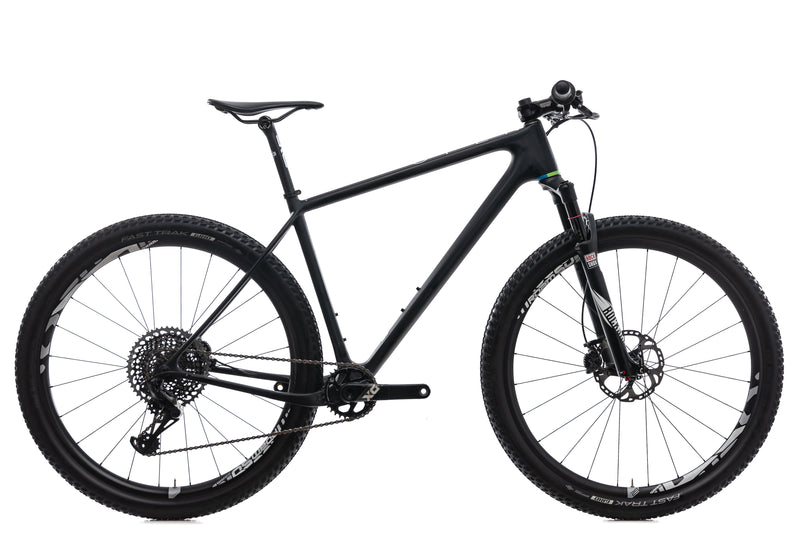 OPEN One+ Mountain Bike - 2018, Large drive side