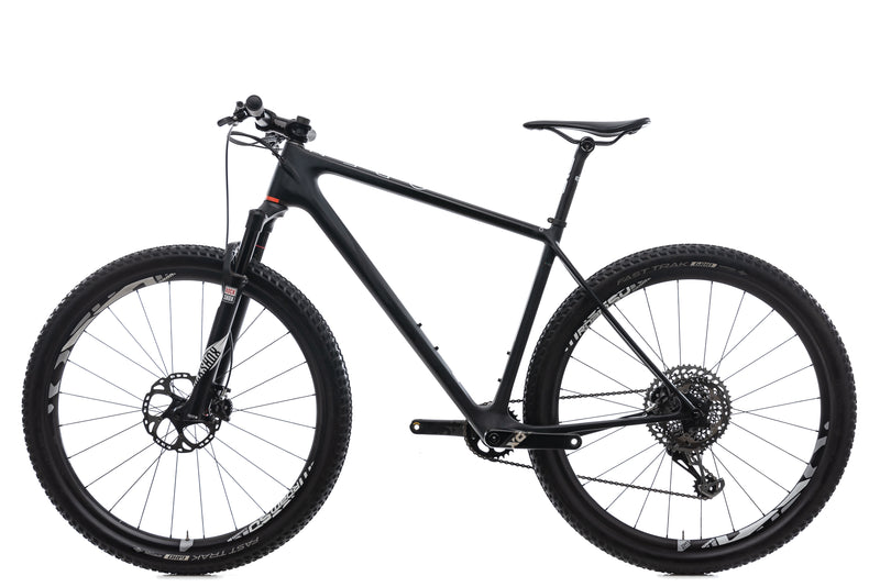 OPEN One+ Mountain Bike - 2018, Large non-drive side