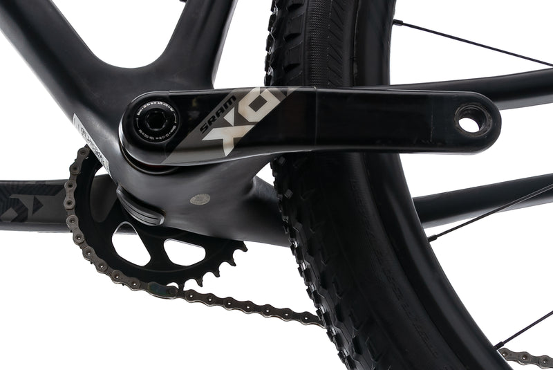 OPEN One+ Mountain Bike - 2018, Large crank