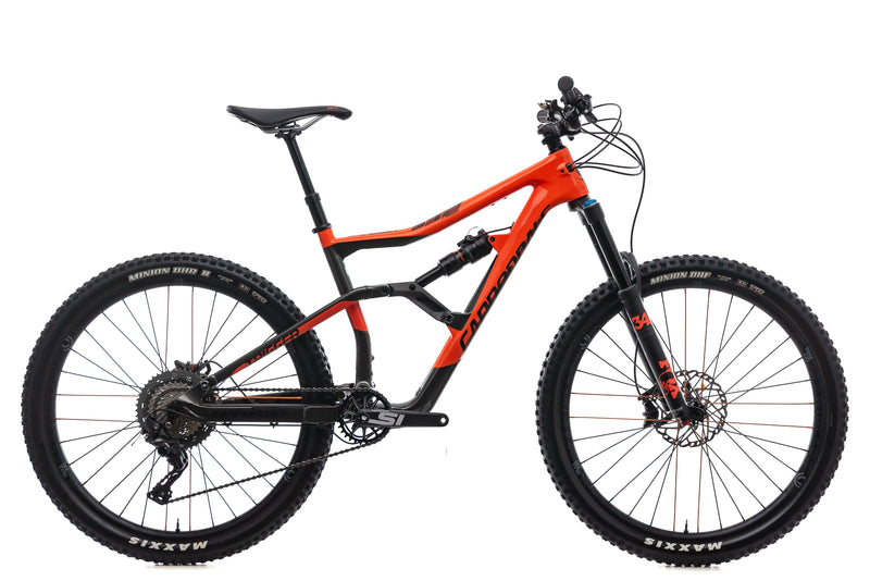 Cannondale Trigger 3 Medium Bike - 2018 drive side