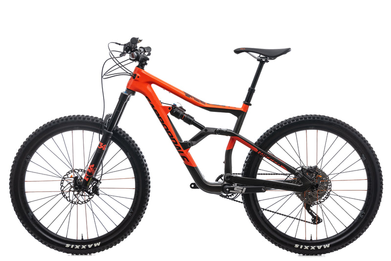 Cannondale Trigger 3 Medium Bike - 2018 non-drive side