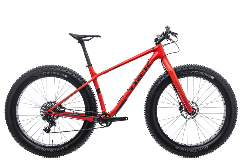 "Trek Farley 9.6 19.5"" Bike - 2017 drive side"