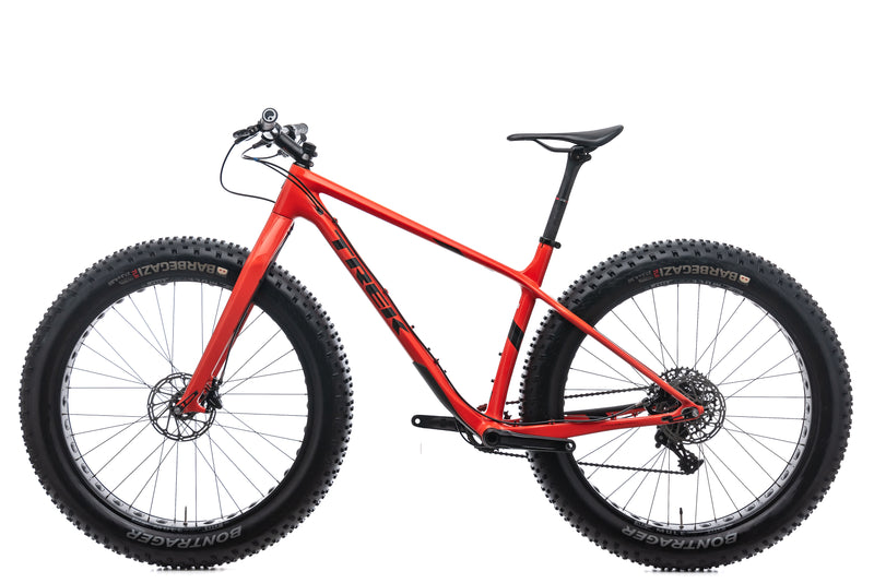 "Trek Farley 9.6 19.5"" Bike - 2017 non-drive side"