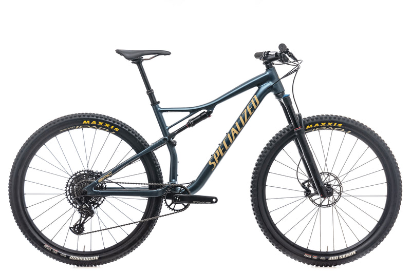 Specialized Epic Comp EVO Large Bike - 2019 drive side