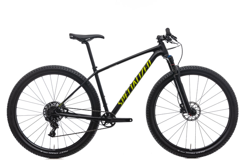 Specialized Chisel Expert -1X Medium Bike - 2018 drive side