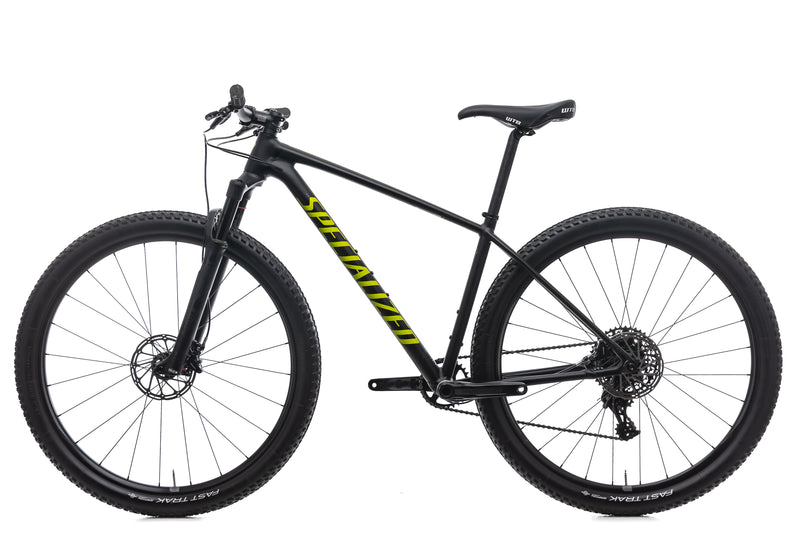 Specialized Chisel Expert -1X Medium Bike - 2018 non-drive side