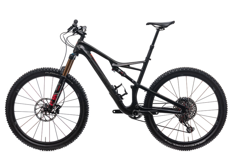 Specialized Camber Expert Mens Mountain Bike - 2018, Large non-drive side