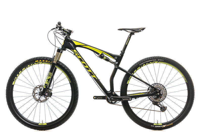 Scott Spark 900 RC Mountain Bike - 2016, Large non-drive side