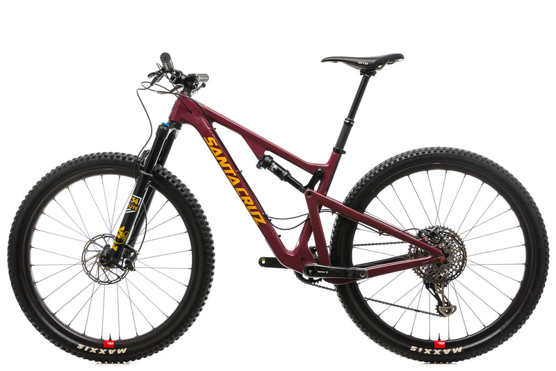 Santa Cruz Tallboy CC Mountain Bike - 2019, Medium non-drive side