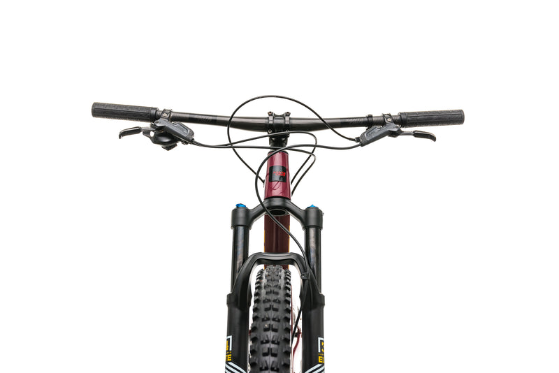 Santa Cruz Tallboy CC Mountain Bike - 2019, Medium crank
