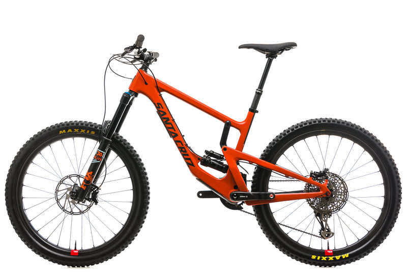 Santa Cruz Nomad CC Mountain Bike - 2019, Medium non-drive side