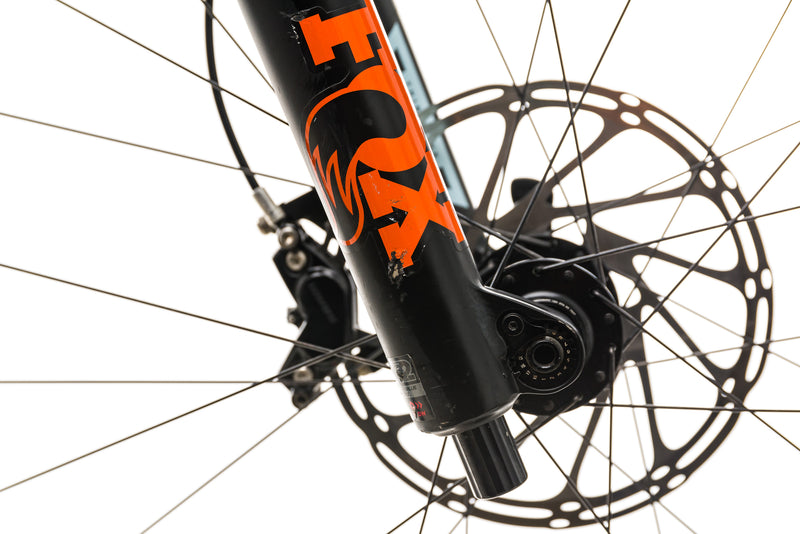 Santa Cruz Nomad CC Mountain Bike - 2019, Medium detail 2