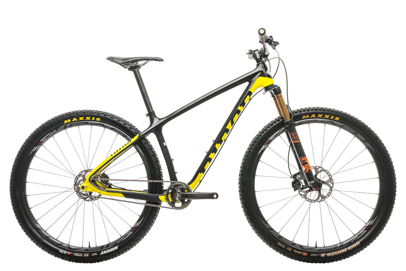 Niner One 9 RDO Mountain Bike - 2015, Medium drive side